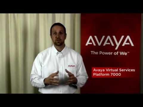 Avaya Virtual Services Platform 7000