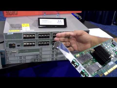 Mellanox 10 And 40 Gigabit Ethernet Adapters With RDMA Over Ethernet