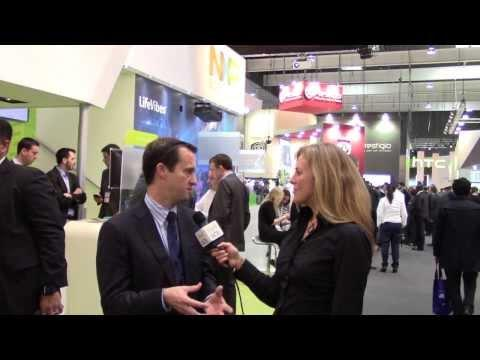#MWC14 NXP Semiconductors - From Your Wallet To Phone