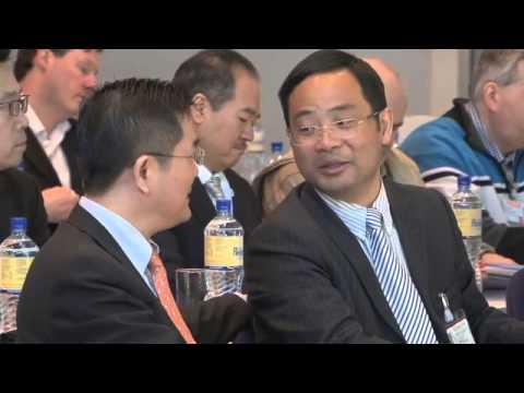 CeBIT 2013:Huawei Press Conference