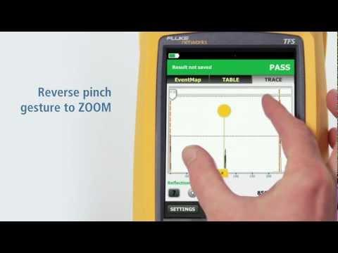 OptiFiber Pro OTDR - Secton 3: Working With An OTDR Trace: By Fluke Networks