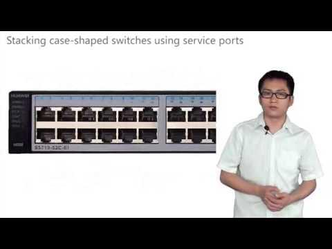 Huawei S Switch Stacking Feature Introduction