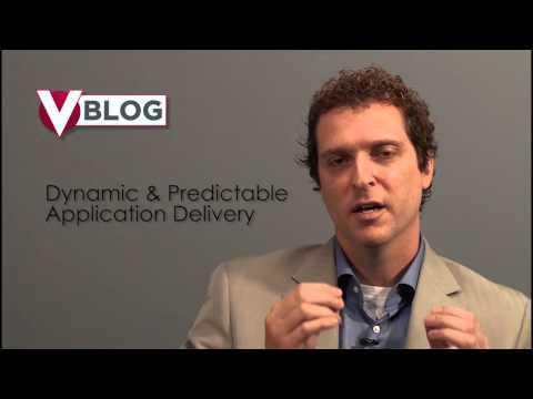 Delivering A Consistent End User Experience: Enterasys VBlog