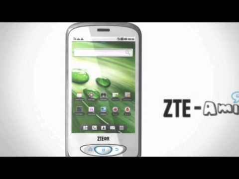 ZTE Amigo- More Fun More Choice