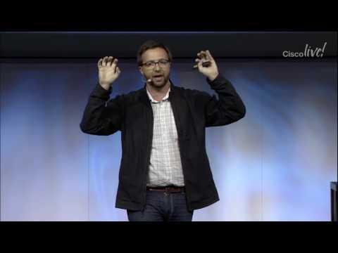 Cisco Live 2017: Meraki Simplicity Driving Nimble IT - Todd Nightingale