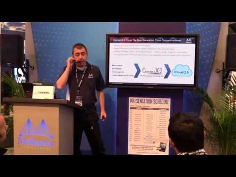 Mellanox VXLAN Hardware Acceleration - VMworld 2014