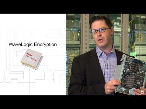 In The Lab: Ciena's WaveLogic Encryption Solution