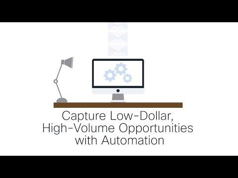 Capture Low-Dollar, High-Volume Opportunities With Automation