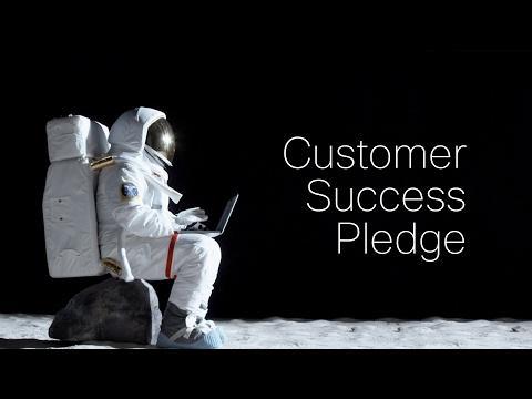 Cisco Customer Success Pledge