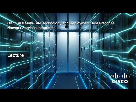 Module 8 - Network Services Integration