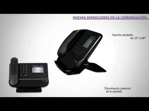 Telefonos Premium Deskphone Alcatel-Lucent Enterprise