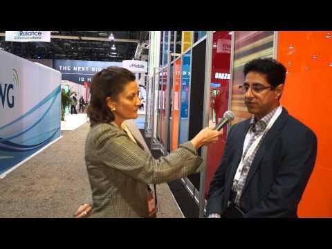 Verveba Telecom Discusses Cloud Based Solutions At CTIA