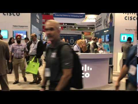Cisco Healthcare At HIMSS17