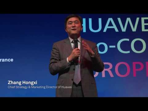 Huawei Eco-Connect Europe 2016 -  Event Highlights And Impressions