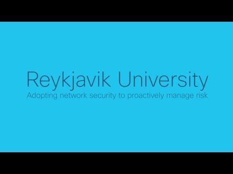 Reykjavik University's Network Security