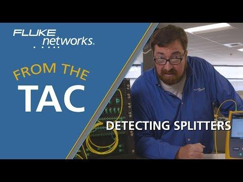 Detecting Splitters On Passive Optical Networks With The OptiFiber Pro HDR OTDR – By Fluke Networks