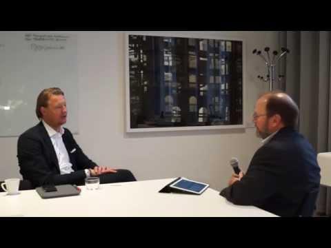 #EBIF Hans Vestberg, Ericsson CEO: Why Work For Ericsson?