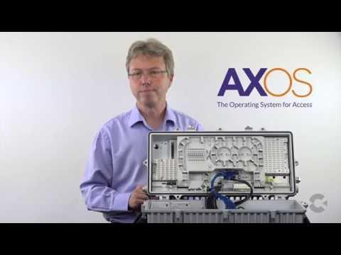 Calix AXOS E3-2 Intelligent PON Node Introduction