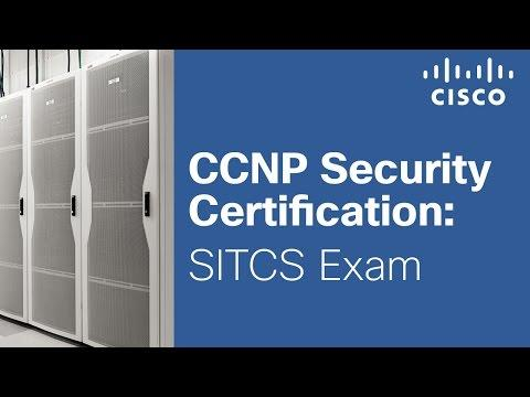 CCNP Security Certification: SITCS Exam