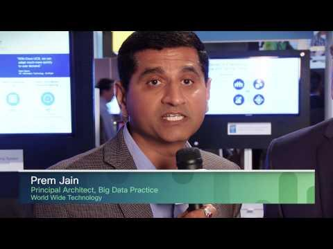 Cisco And WWT Discuss Big Data At SAP Sapphire 2015