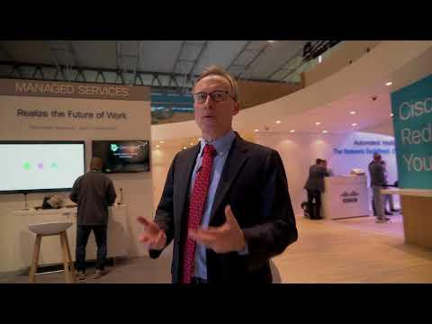 Cisco At Mobile World Congress Guided Tour