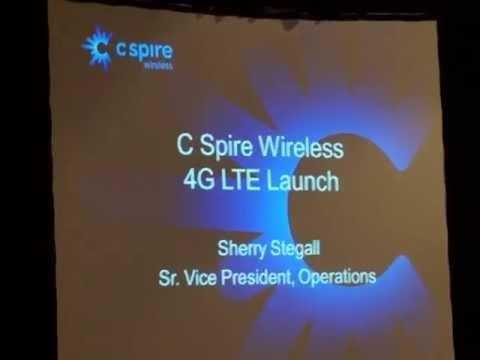 SWS 2013: How To Accelerate 4G LTE Deployment (C Spire)