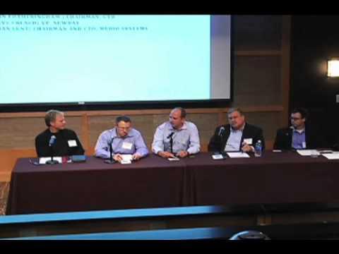 Bellevue 2011: Monetizing Mobile Broadband Networks