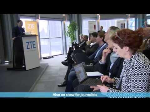 Get The Inside Story Of ZTE At CeBIT 2015