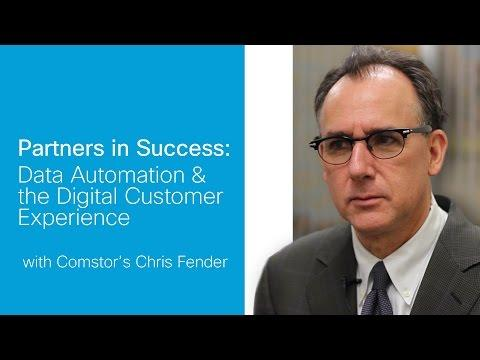 Partners In Success: Data Automation & The Digital Customer Experience