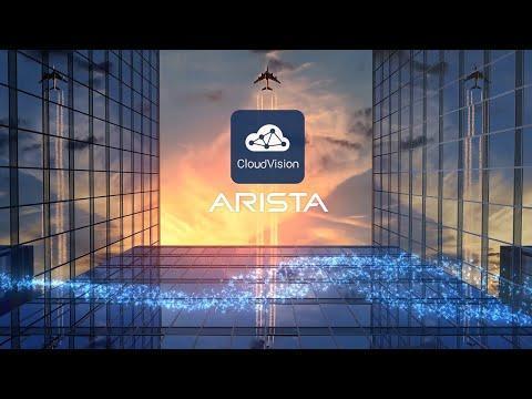 Discover Arista CloudVision