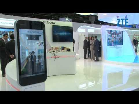 ZTE At GITEX 2012