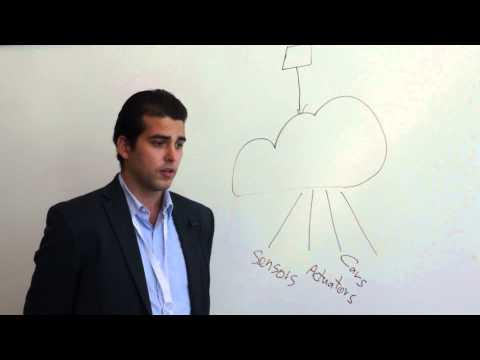 #TC32014 How It Works - Flat Cloud Computing